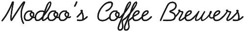 modoo's coffee brewers